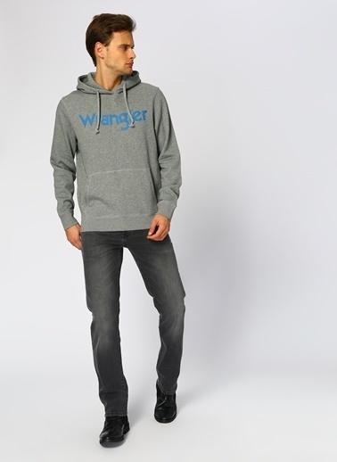 Lee&Wrangler Sweatshirt Gri